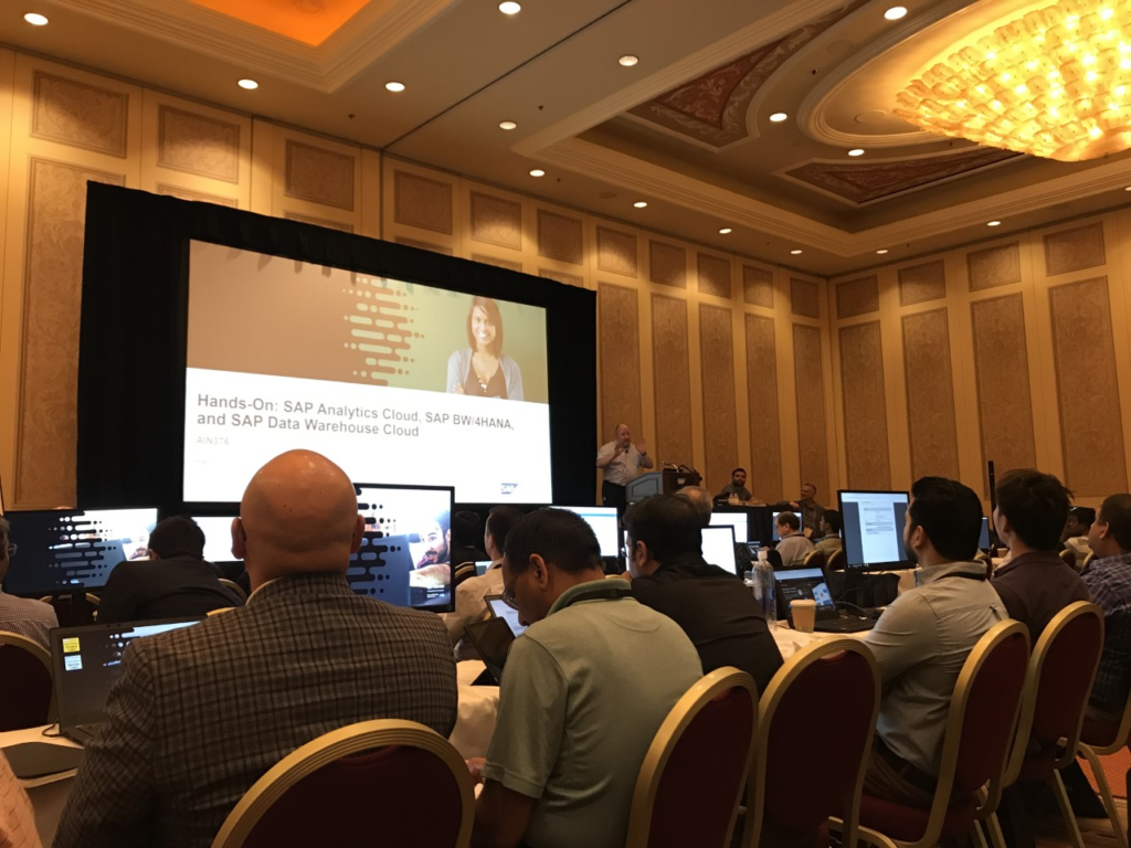 HackingSAP.com  » SAP TechEd 2019 Highlights